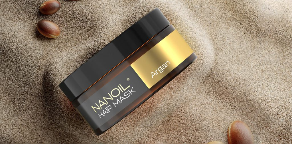nanoil argan oil haarmaske