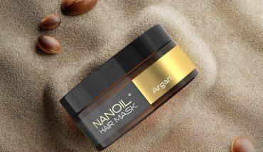 nanoil argan haarmaske